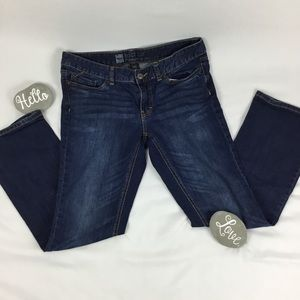 Mossimo dark wash jeans